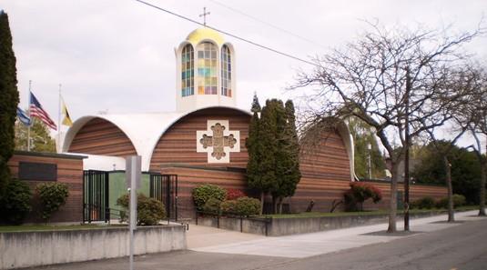 Saint Demetrios Greek Orthodox Church (Seattle)