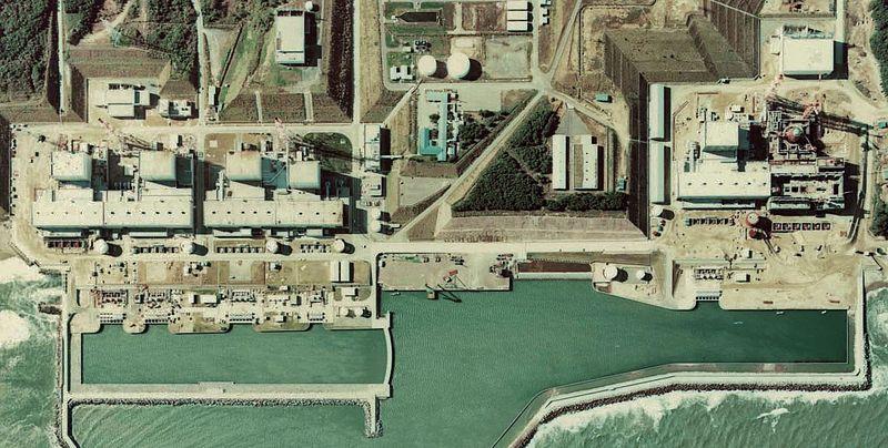 Fukushima Daiiachi Nuclear Power Plant