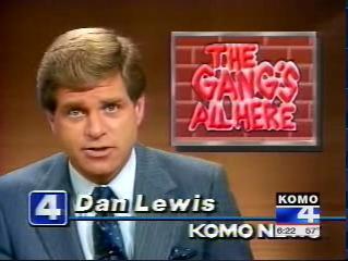 Dan Lewis 1987
