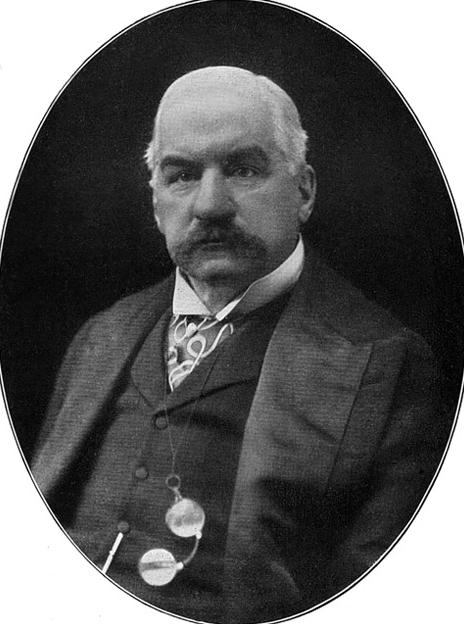 John Pierpont Morgan