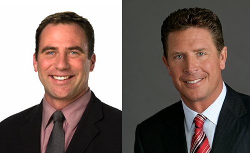 Joel Moreno and Dan Marino