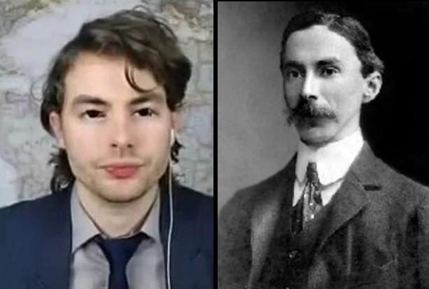 Infowars Paul Joseph Watson and Eugenicist Bertrand Russell