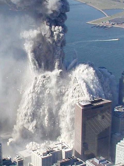 911 toxic dust
