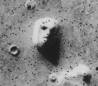 Human Face on Mars