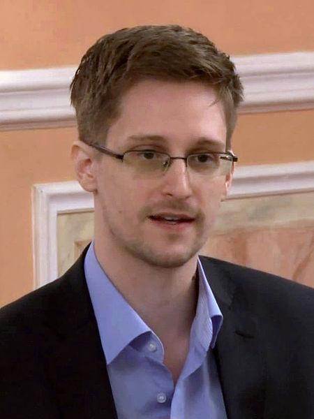 Jew Edward Snowden - Wikimedia Commons