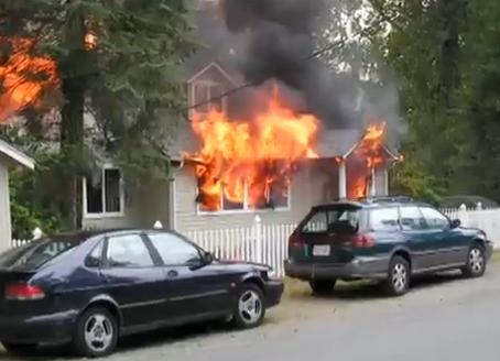 Milkin Home Arson Fire Set by Conner Schierman