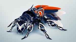 Cyborg Bees