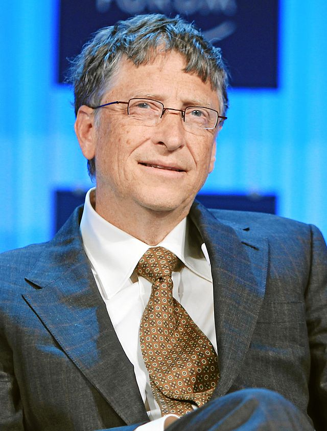 Crypto-Jew Bill Gates