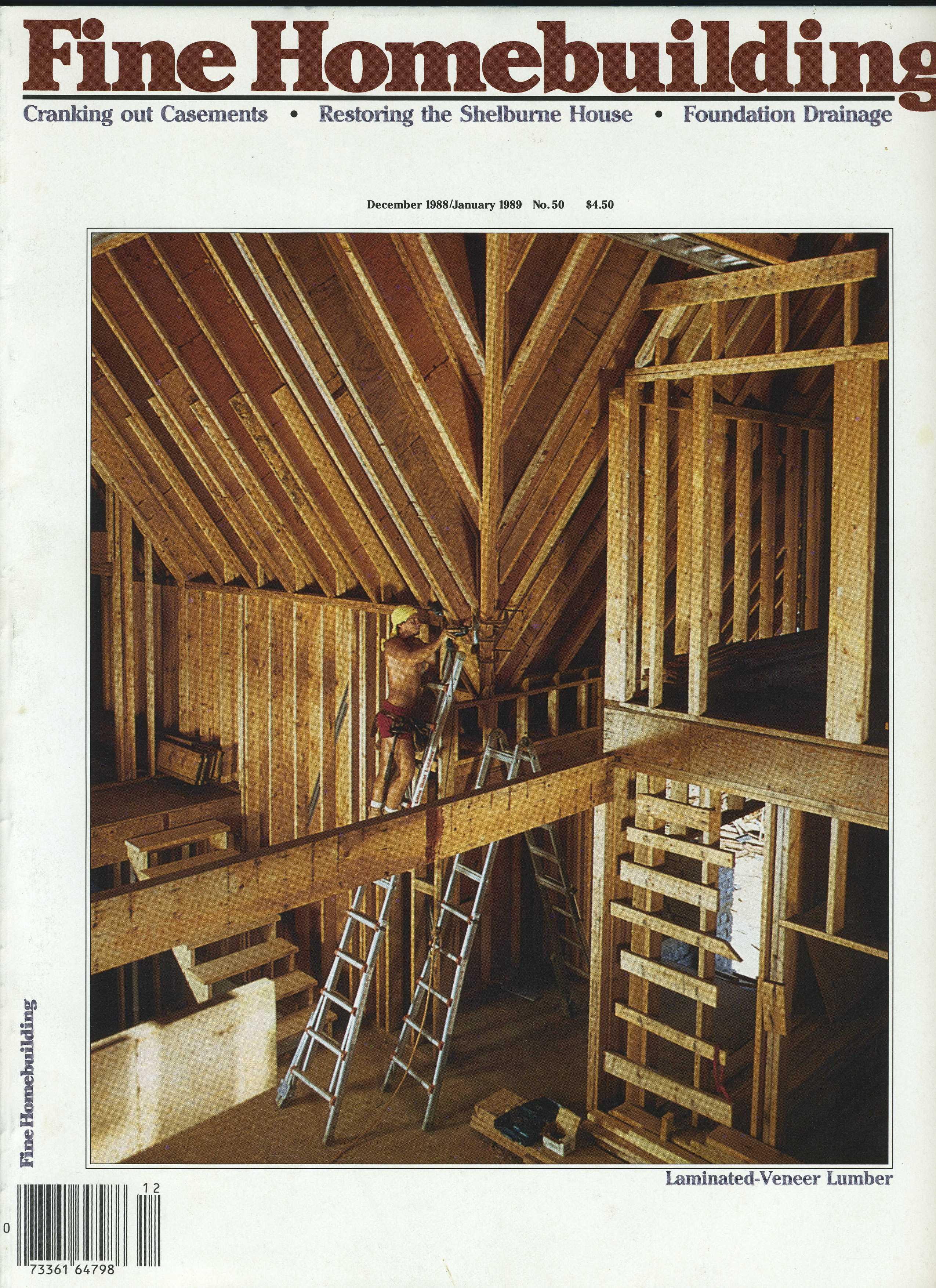 Brant Haeg Cover Fine Homebuilding