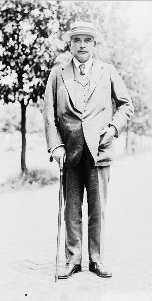 "J. P. ""Jack"" Morgan, Jr. (Credit: Wikipedia)"