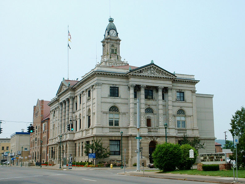 Elmira, NY City Hall