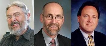Leon Kos, Rep. Larry Springer, Jeff Jared