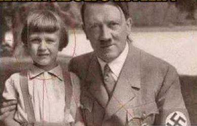 Merkel_Hitler_Niece