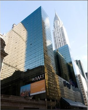 The Grand Hyatt Hotel