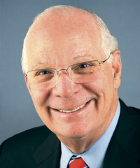 Sen. Benjamin Cardin Senator from Maryland, Democrat (half Jew)