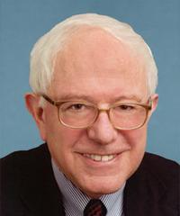 "Sen. Bernard ""Bernie"" Sanders Senator from Vermont, Independent"