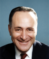 "Sen. Charles ""Chuck"" Schumer Senator from New York, Democrat"