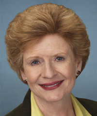 Sen. Debbie Stabenow Senator from Michigan, Democrat