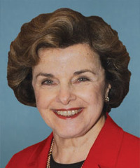 Sen. Dianne Feinstein Senator from California, Democrat
