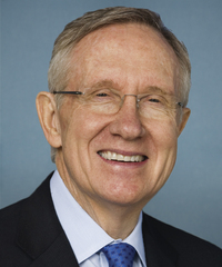 Sen. Harry Reid Senate Minority Leader Senator from Nevada, Democrat