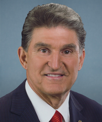 Sen. Joe Manchin III Senator from West Virginia, Democrat