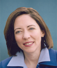Sen. Maria Cantwell Senator from Washington, Democrat