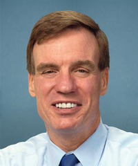 Sen. Mark Warner Senator from Virginia, Democrat