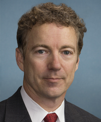 Sen. Rand Paul Senator from Kentucky, Republican (half Jew, mother)