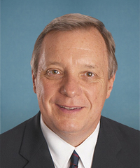 Sen. Richard Durbin Senate Minority Whip Senator from Illinois, Democrat