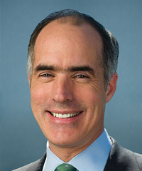 "Sen. Robert ""Bob"" Casey Jr. Senator from Pennsylvania, Democrat"