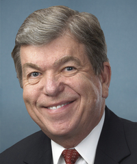 Sen. Roy Blunt Senator from Missouri, Republican