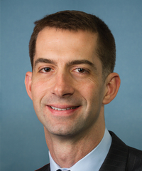 Sen. Tom Cotton Senator from Arkansas, Republican