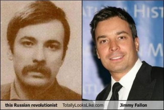Jimmy Fallon's ties to Marxist Communism GD