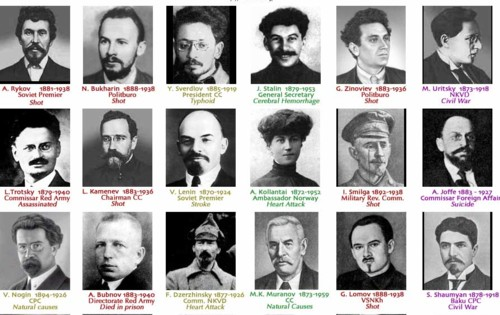 Jewish Bolsheviks