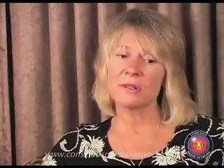 Jew Hillary's Child Rape Victim Cathy O'Brien (Aryan)