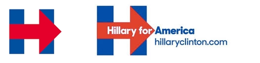 Hillary's Red Commie Arrow Point to FEMA Death Camps for Americans