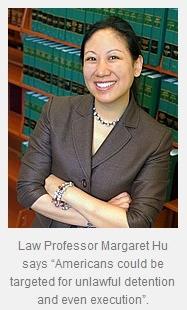China Jew Margaret Hu