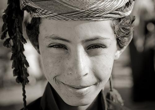 Muhammad's Direct Descendant, Ali, in Najran - Saudi Arabia, by Eric Lafforgue