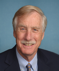 Sen. Angus King Senator from Maine, Independent