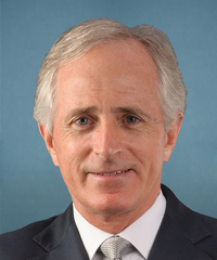 Sen. Bob Corker Senator from Tennessee, Republican
