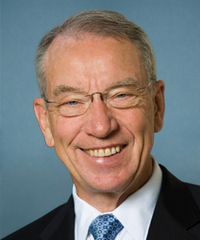 "Sen. Charles ""Chuck"" Grassley Senator from Iowa, Republican"