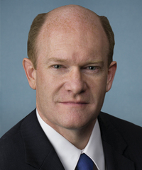 Sen. Chris Coons Senator from Delaware, Democrat