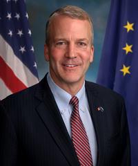 Sen. Dan Sullivan Senator from Alaska, Republican