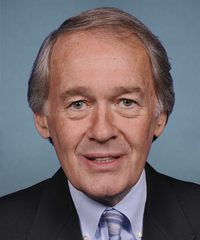 "Sen. Edward ""Ed"" Markey Senator from Massachusetts, Democrat"