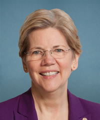 Sen. Elizabeth Warren Senator from Massachusetts, Democrat