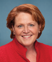Sen. Heidi Heitkamp Senator from North Dakota, Democrat