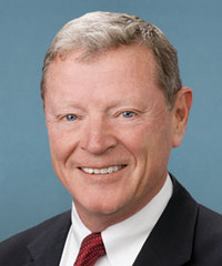 "Sen. James ""Jim"" Inhofe Senator from Oklahoma, Republican"