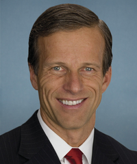 Sen. John Thune Senator from South Dakota, Republican