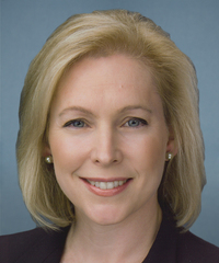 Sen. Kirsten Gillibrand Senator from New York, Democrat