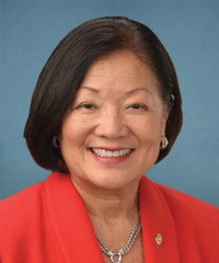Sen. Mazie Hirono Senator from Hawaii, Democrat